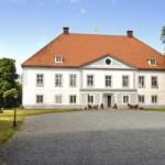 Västanå Slott hotell i Gränna